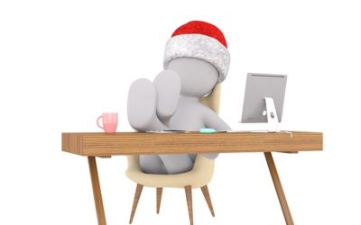 HOW TO FIT WORK INTO HOLIDAY FUN
