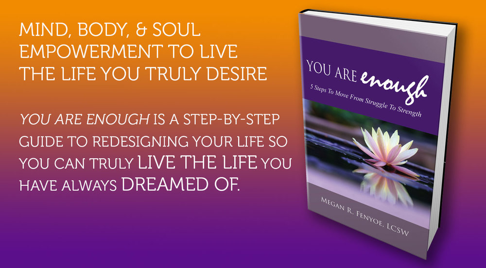 """YOU ARE ENOUGH"" BOOK REVIEW"